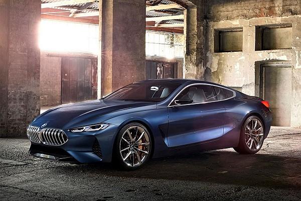 Обзор BMW 8-й серии 2018 года. Возрождение легендарного спортивного купе. изображение 1