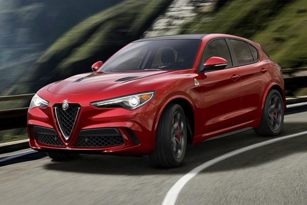 Alfa Romeo Stelvio. Первый кроссовер прославленной марки изображение 1
