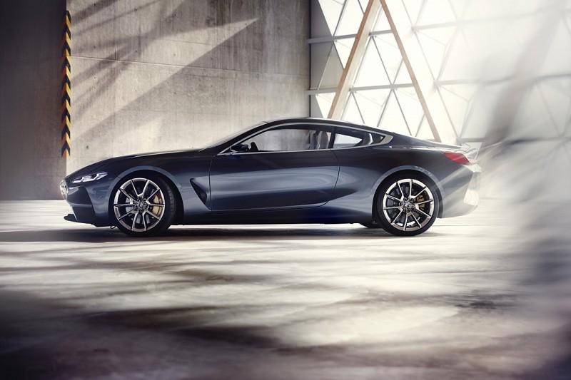 BMW 8-SeriesConceptвид сбоку. Источник картинки сайт cardesign.ru