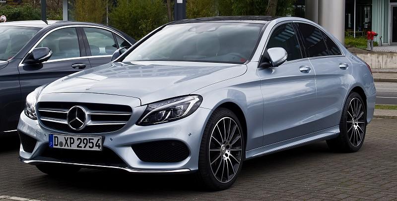 Mercedes-Benz C-class 2018 года