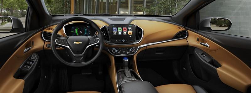 Chevrolet Volt 2018 года