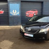 Toyota Camry 2008 г.